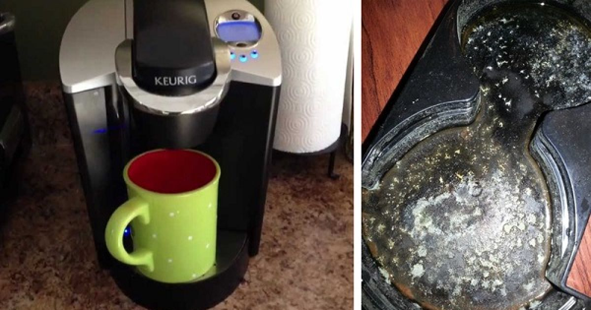Kick Your Keurig Out Of Your Kitchen IMMEDIATELY