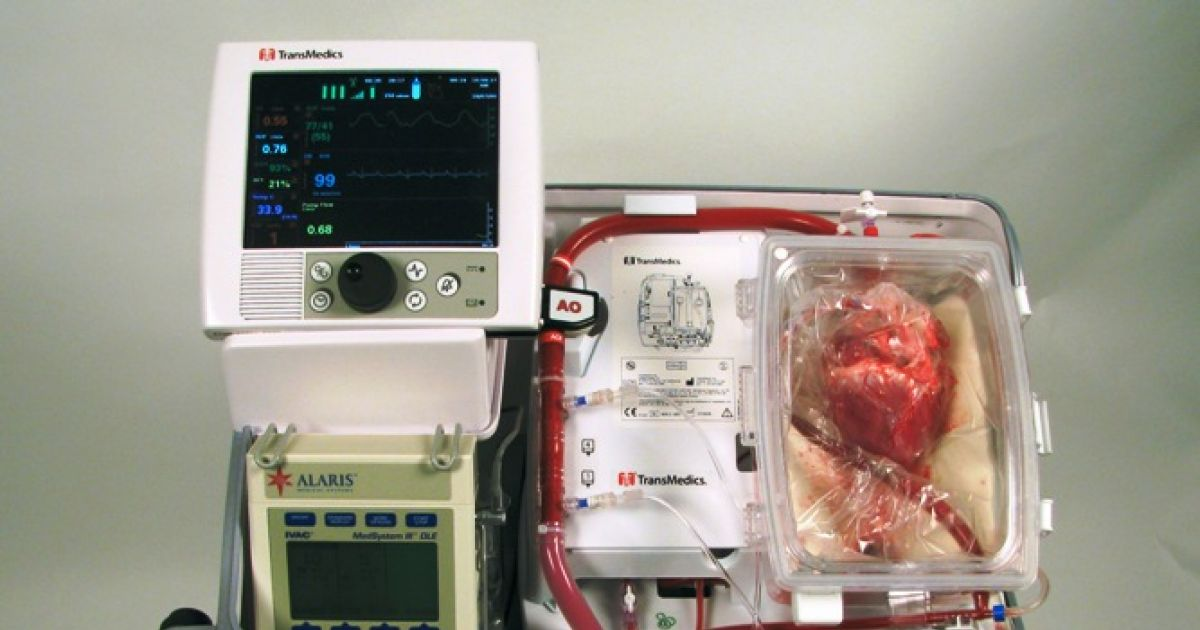 Unbelievable! Revolutionary Machine Brings Dead Hearts Back To Life