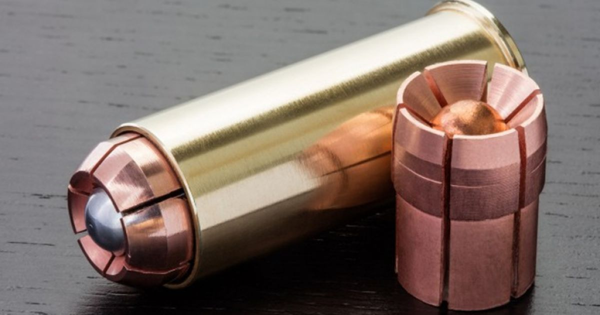 New 12 Gauge Ammo Creates Holes Bigger Than Your Fist.