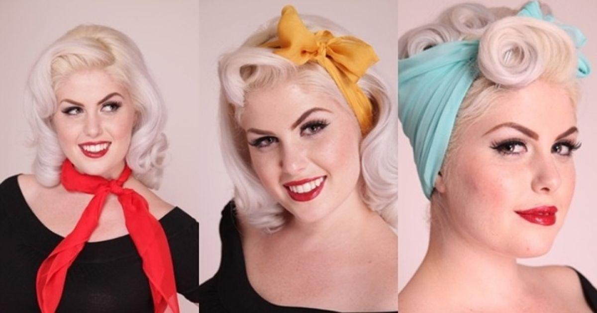 Super Easy Scarf Hairstyles For Every Hair Length Vaplicious
