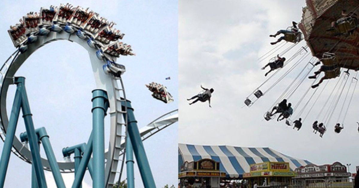 Freaky And Deadly Theme Park Accidents