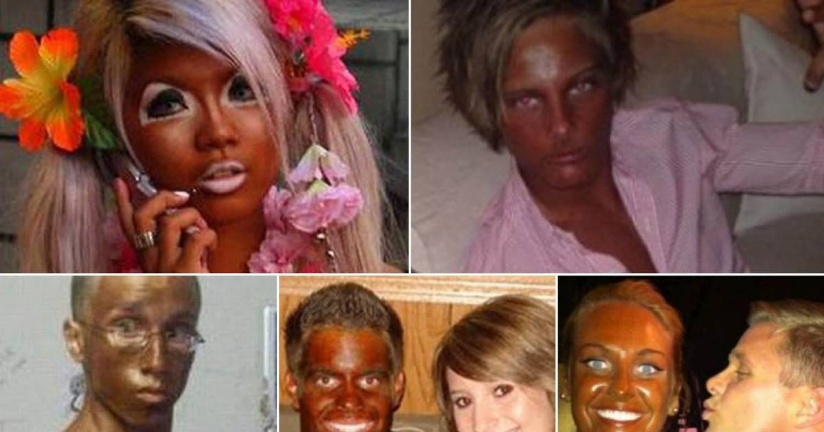 Teak A Look At This Scary Lot! These Are The Worst Fake Tan Fails Of All Time