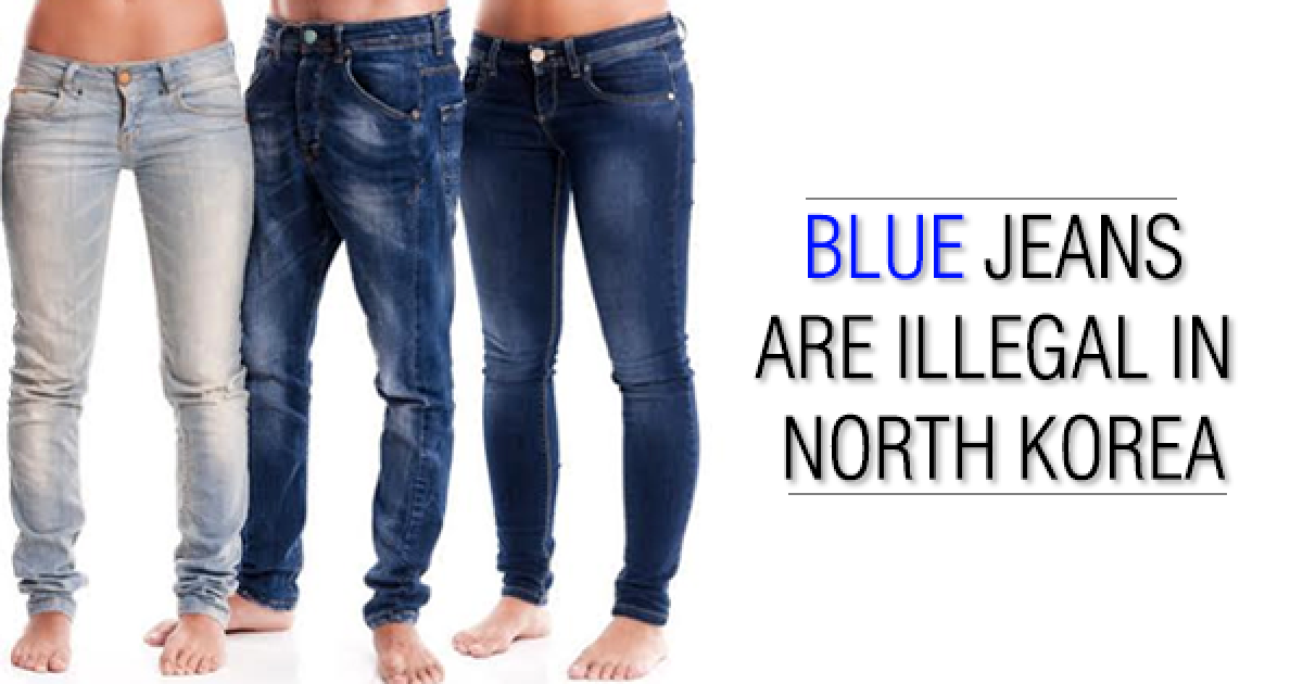 Strange Facts About Jeans That'll Make You Look At Them In A Whole New Light