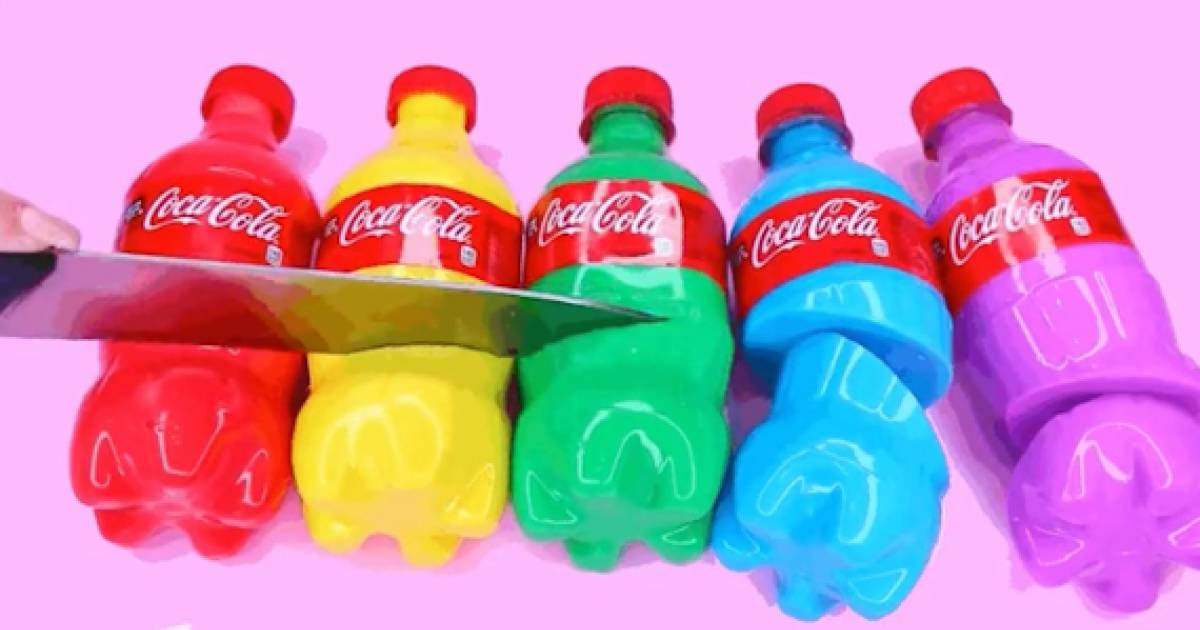 Fun With Jell-O - How To Make A Jiggly Jello Bottle