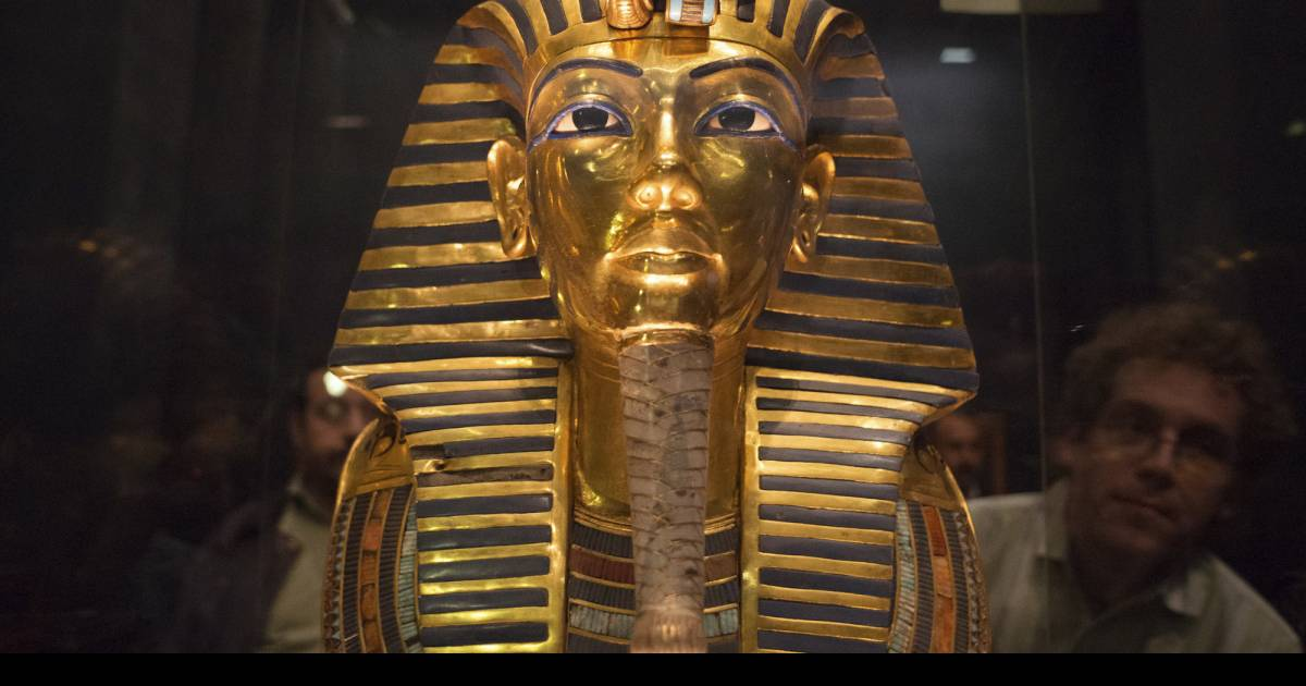 King Tut's Penis Swapped For Being Too Small