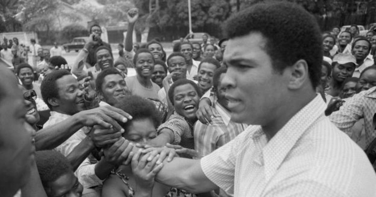 Muhammad Ali's love affair with Africa