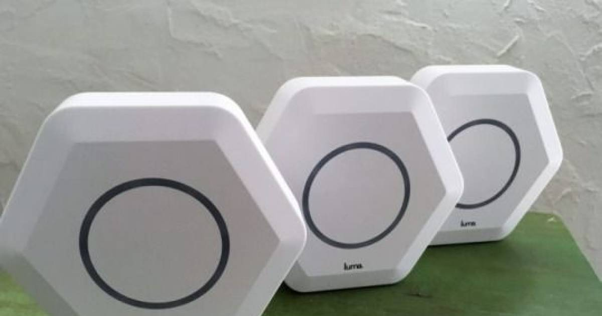 The Luma router: Almost the cure for your WiFi blues!