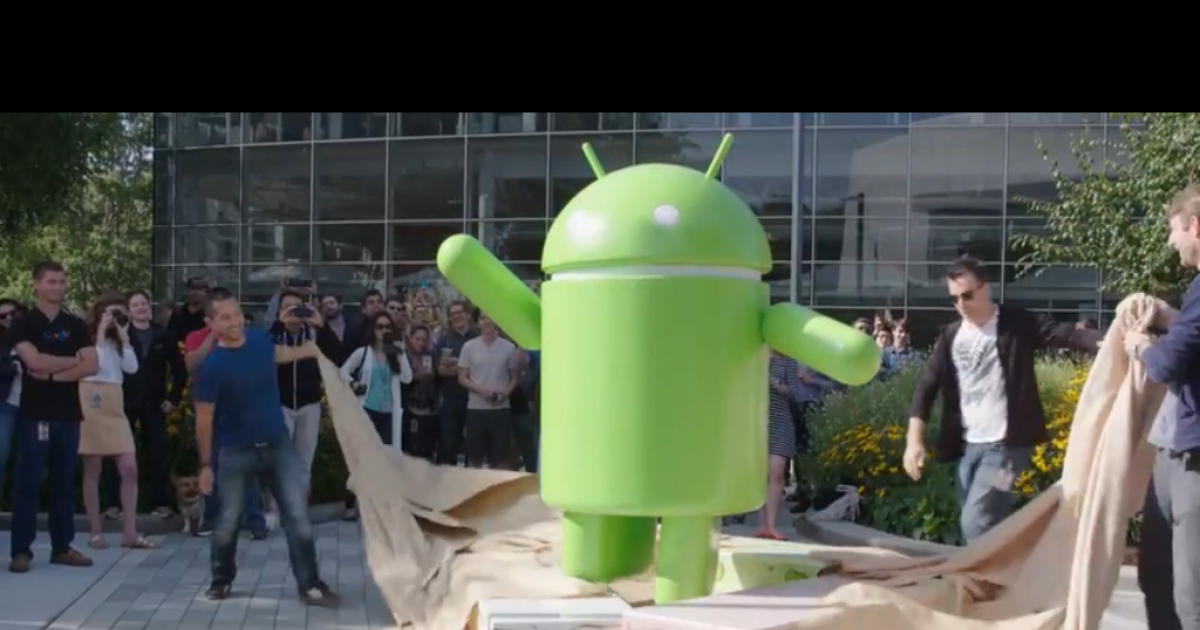 Android N Finally Gets A Name And No, It's Not Nutella
