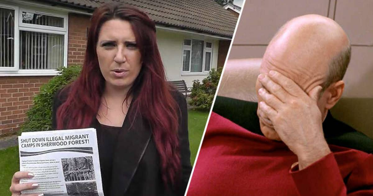"""""""Britain First"""" Campaign Against Kid's Tree House"""