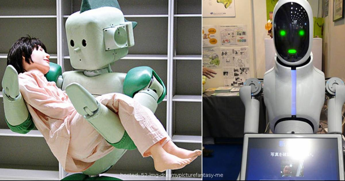Jobs That Will Soon Be Taken Over By Robots. Creepy...