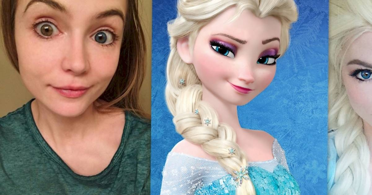 This Woman Paid Over $10,000 To Look Like A Disney Princess!