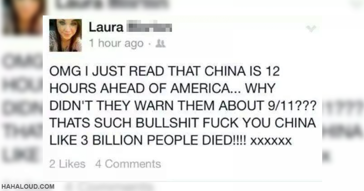 27 Of The Stupidest People Ever To Walk The Face Of The Earth!