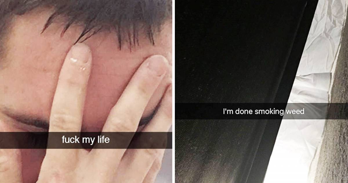 Kid Snapchats Parents Having Sex After Attempting To Steal Weed From Room