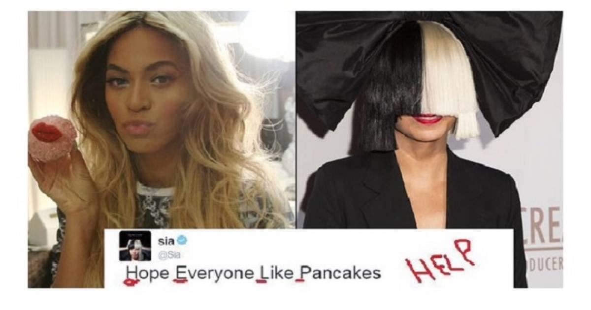 There's A Crazy Conspiracy Theory That Beyoncé Kidnapped Sia