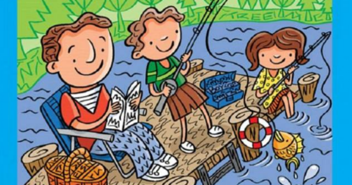 Can You Find The 6 Hidden Words In This Vacation Scene?
