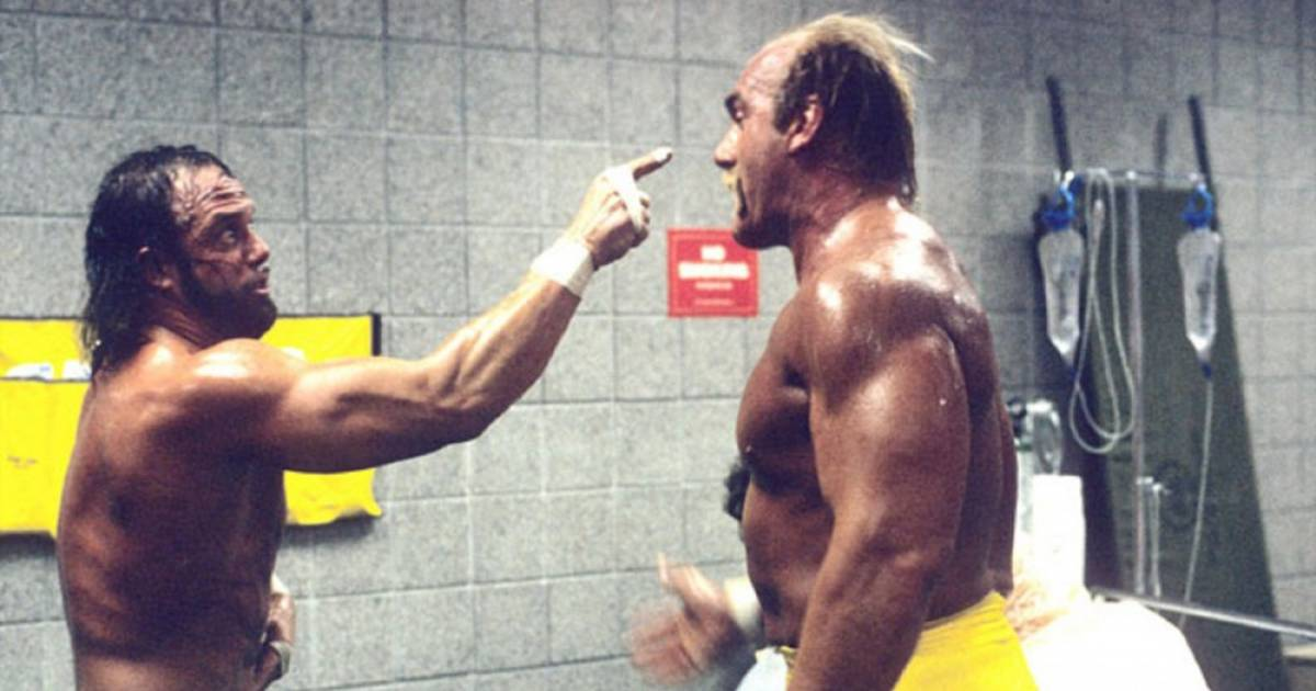 Outside The Squade-Circle: 12 Real Life Wrestling Feuds