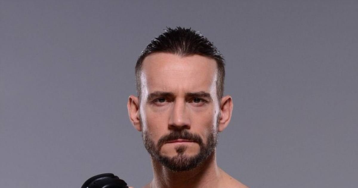 CM Punk's Opponent Thinks He Won't Last One Round