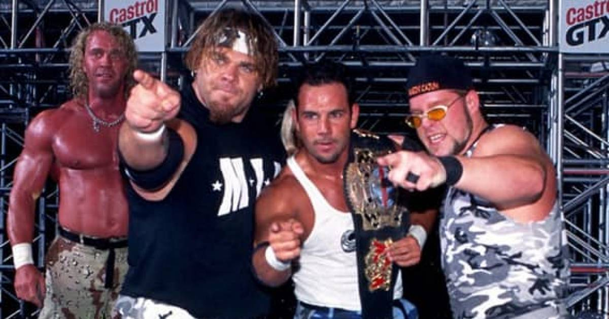 15 Of The Most Mind Blowing WCW Title Holders