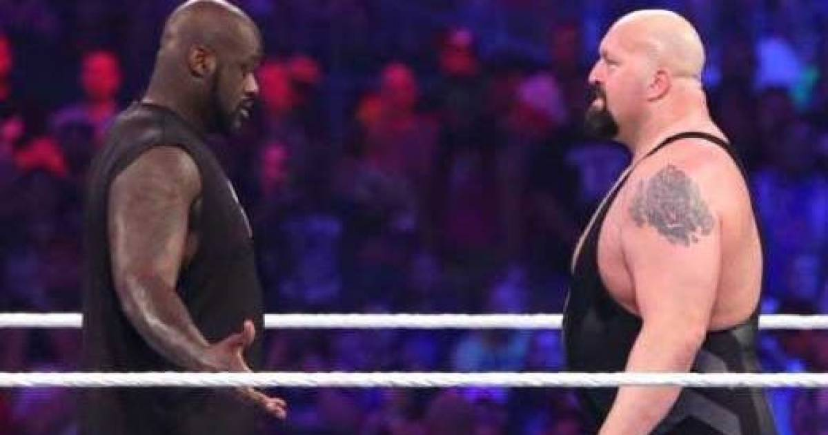 Larger Than Life: Big Show Gigantic WWE Legend Confirms 'Spectacle Match' Against Towering NBA Great Shaquille O'Neal At The Next Year's Wrestlemania