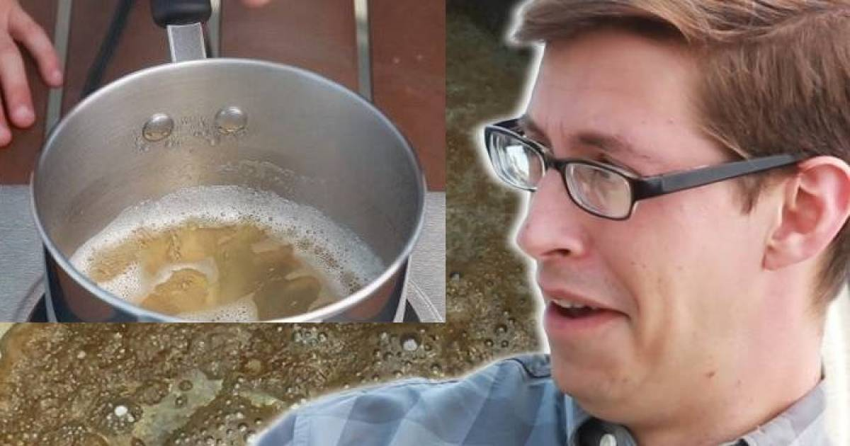What Happens When You Boil Your Pee