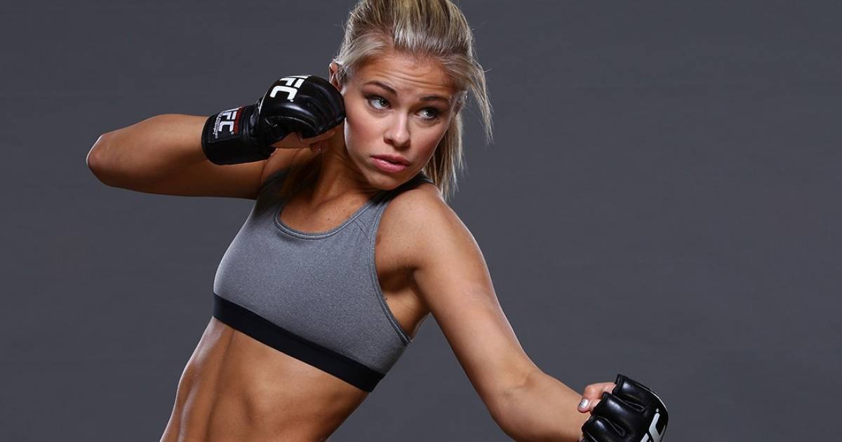 Phenom Paige Vanzant Is More Than A Pretty Face