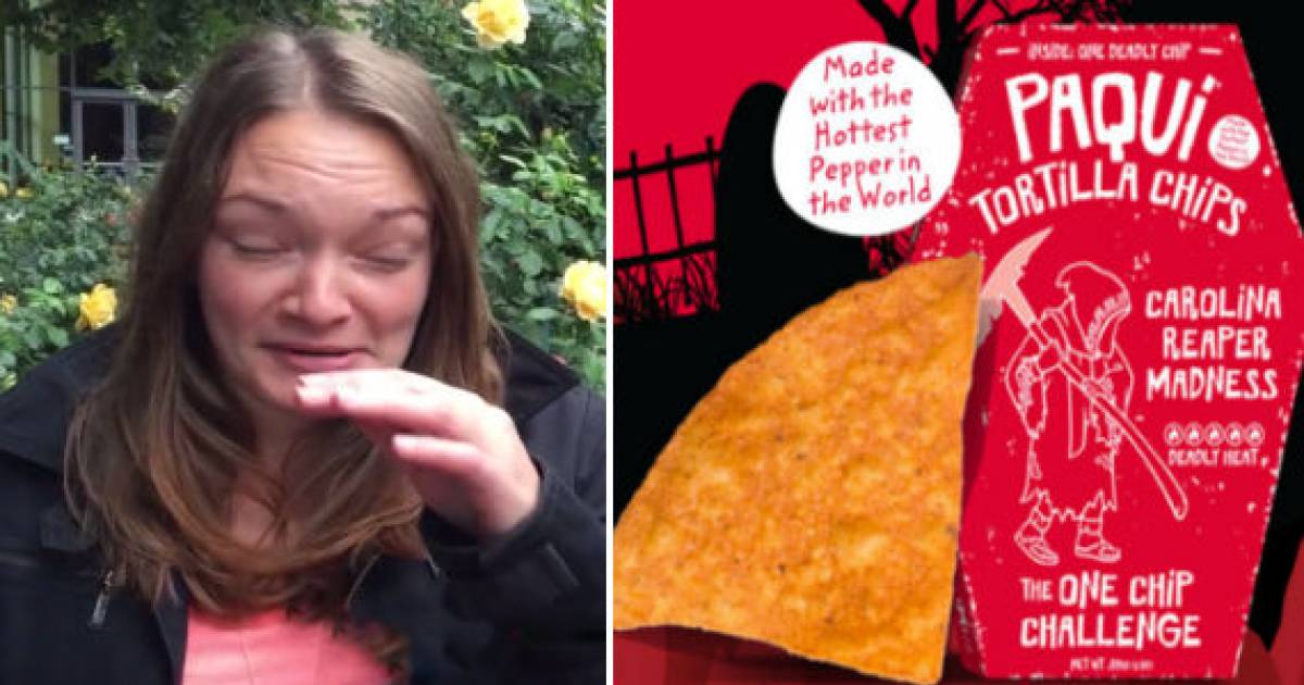 World's Spiciest Tortilla Chips Are Sold One At A Time In Coffin-Shaped Boxes