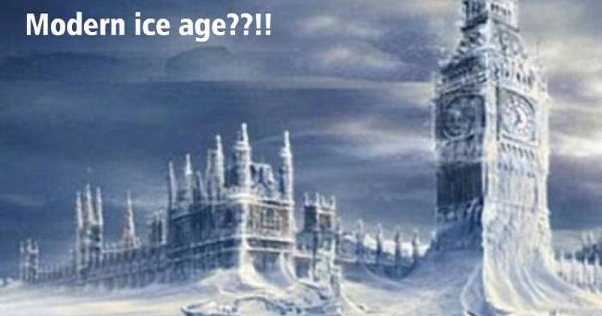 Ice Age To Strike Earth After 2019 As Scientists Say Sun Will Go Black