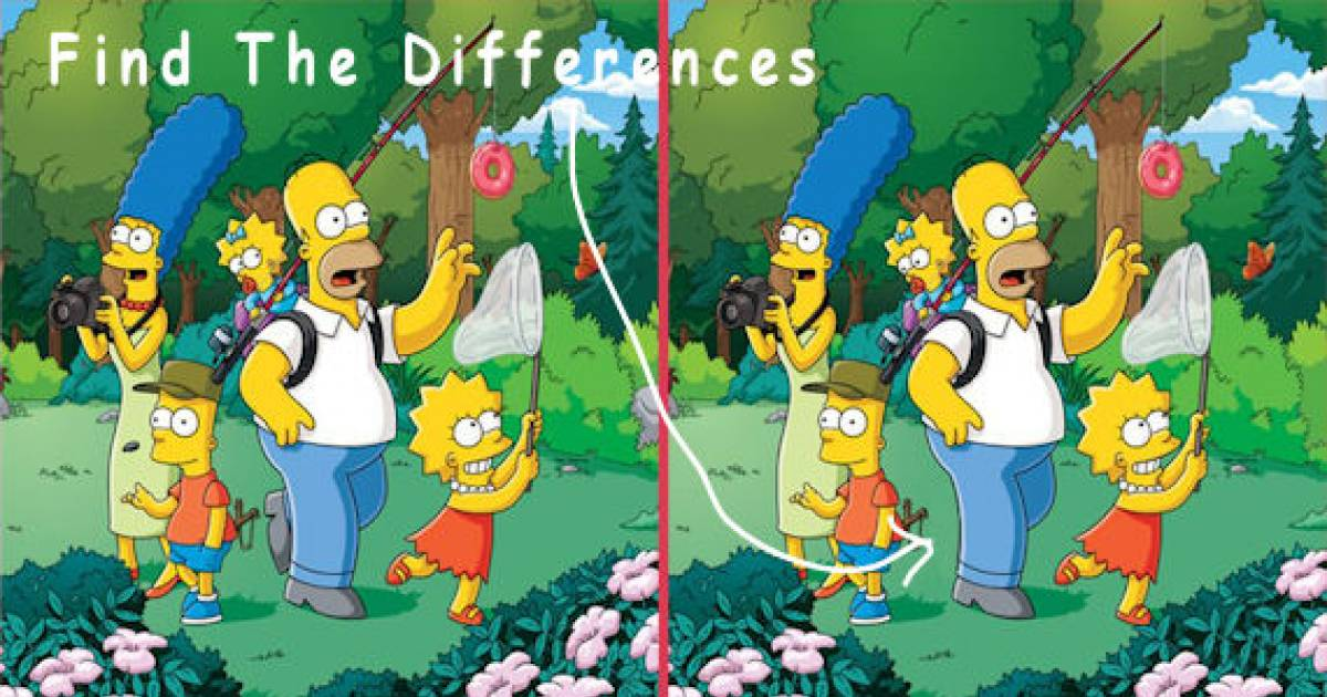 Can You Spot The Five Differences In These Classic Photos?