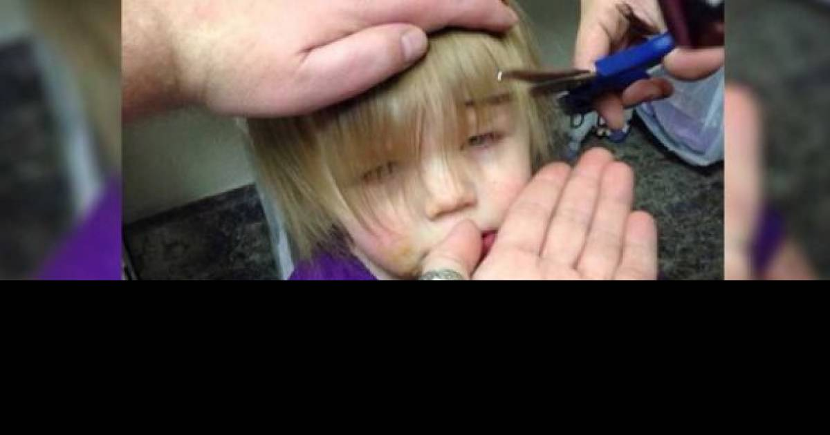 Single Dad Has No idea How to Do Hair. What He Finally Does is Delightful