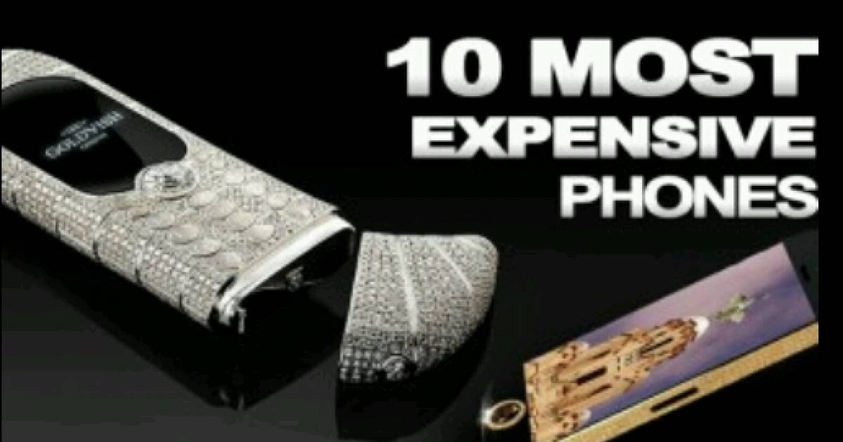 The World's Most Expensive Smartphones!