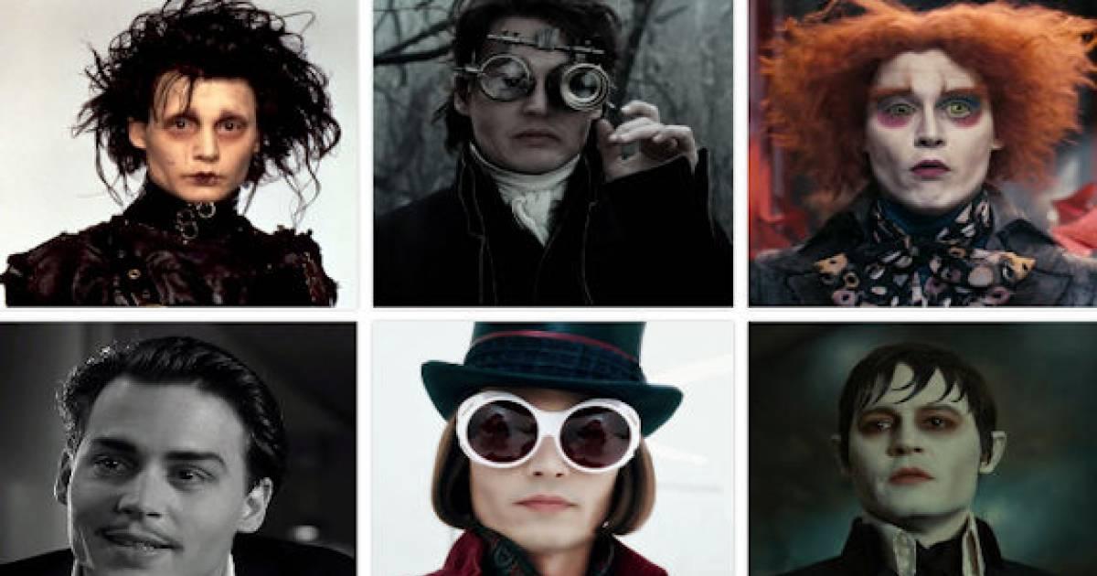 Can You Match Johnny Depp To The Proper Tim Burton Movie?