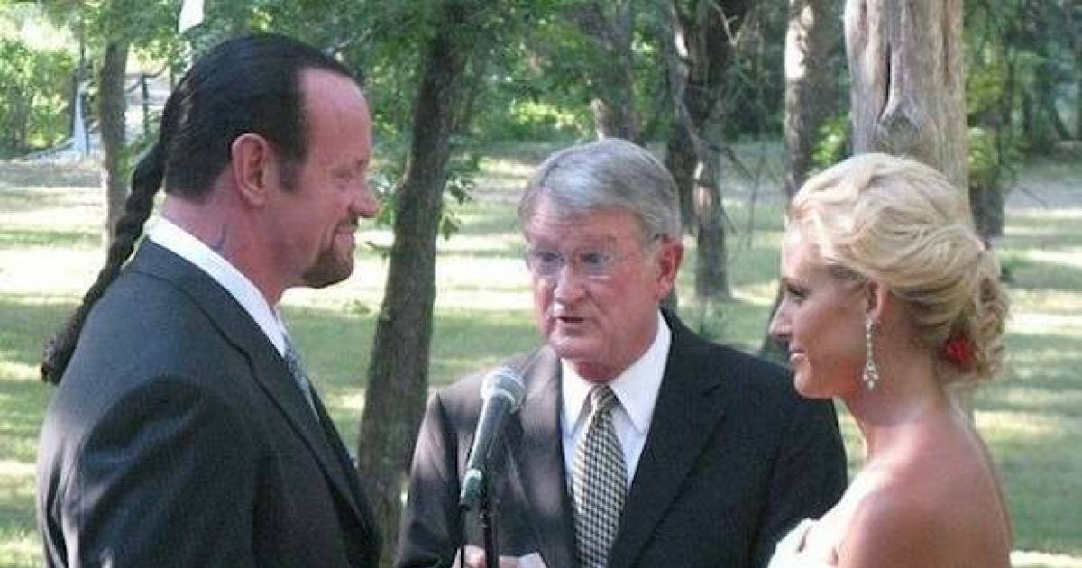 Undertaker And Michelle McCool Celebrate Their Wedding Anniversary