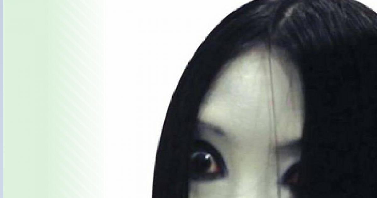 This Creepy Girl Cutout Will Scare The Crap Out Of