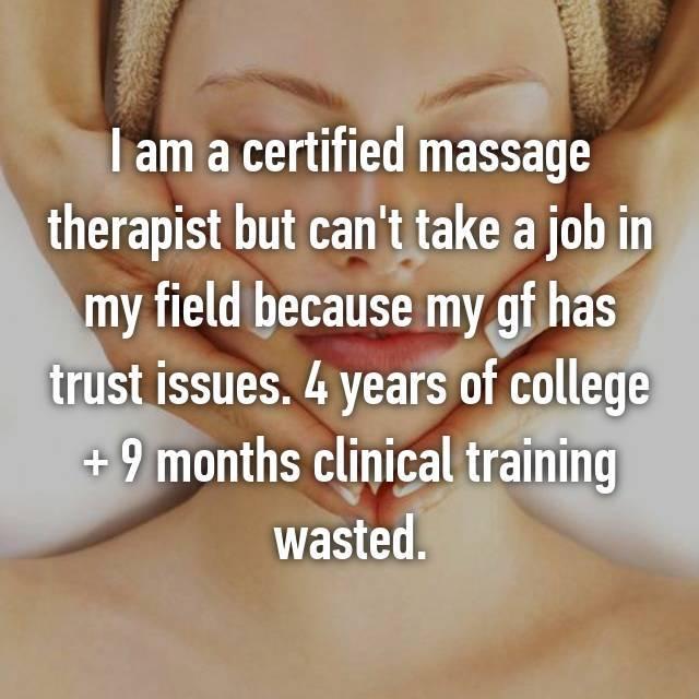 Massage Therapists Tell Stories From On The Job Vaplicious