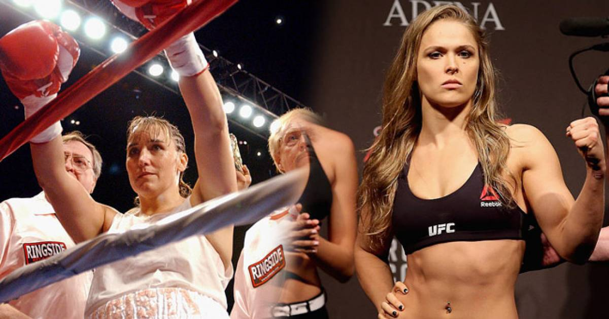 Legendary Boxing Champ Christy Martin RIPS Ronda Rousey: She's 'The Worst Public Female Image'