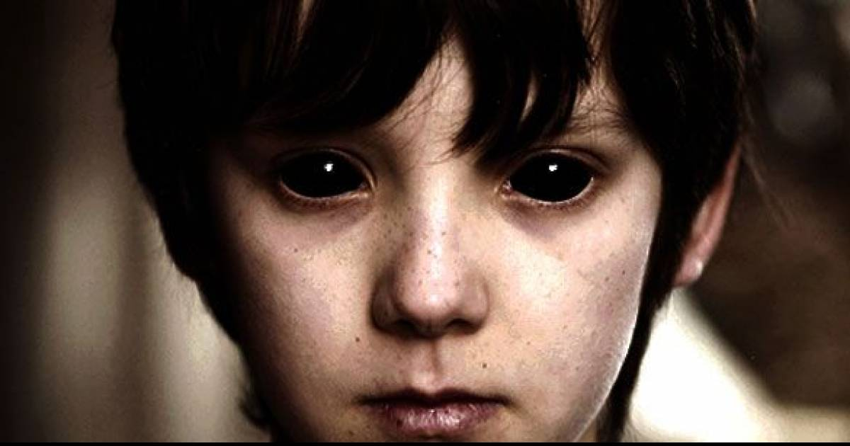 These Stories Of Black-Eyed Children Are So Terrifying