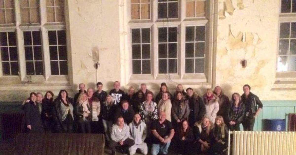 They Took A Photo While Hunting For Ghosts And Found Something Entirely Spooky