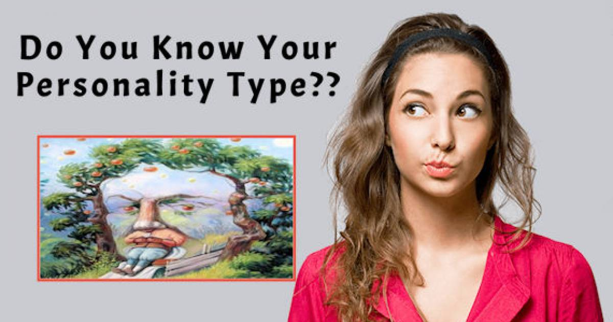 Photos To Test Your Personality