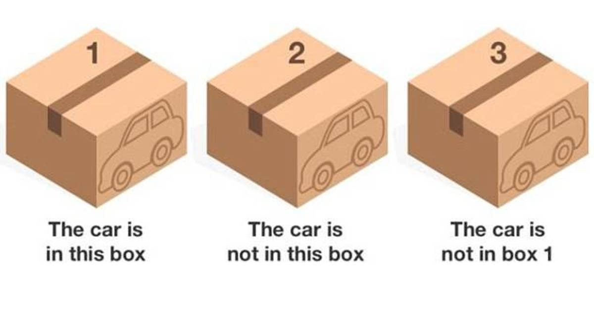 Can YOU Solve The Car In A Box Brainteaser Taking The Internet By Storm?