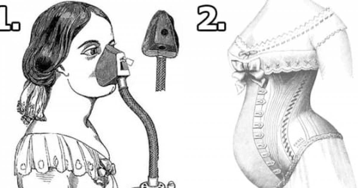 Crazy Things Pregnant Women Were Told To Do Back In The Day