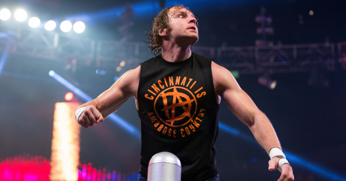 Dean Ambrose Starting His Own Gym!
