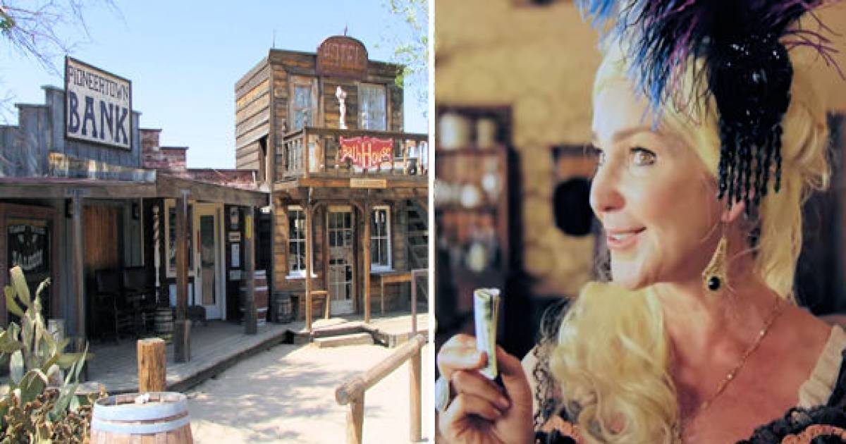 How Prostitutes Settled The Wild West