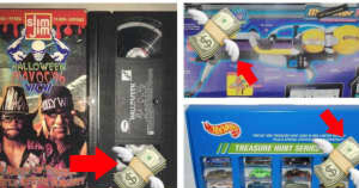 10 Everyday Objects From The 1990s That Are Actually Worth A Fortune Today