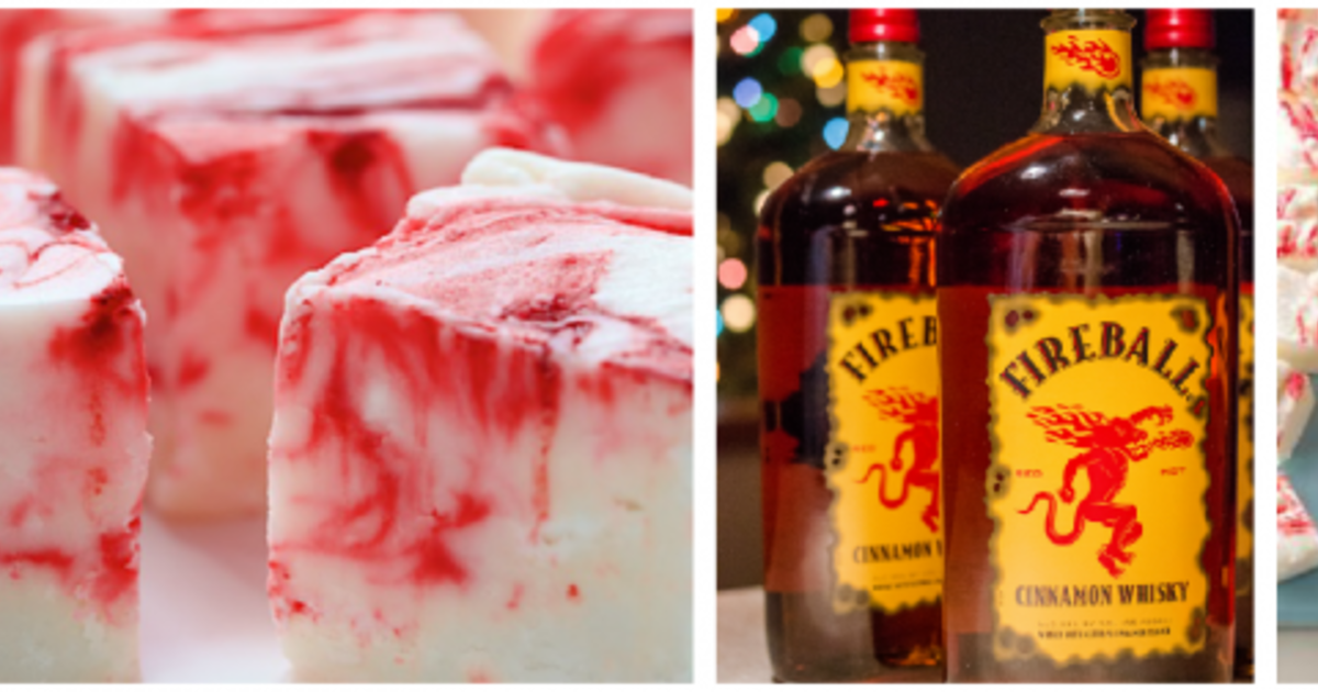 Festive Fireball Fudge Will Be The Life Of Your Party!