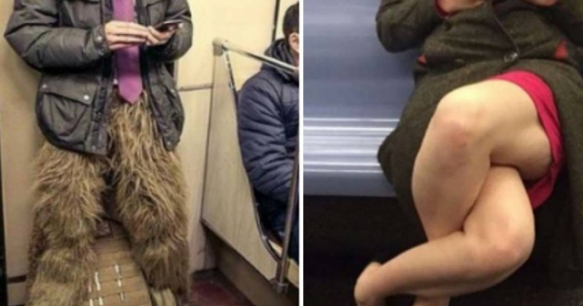 12 Images That Prove The Subway Is Crazy A Place