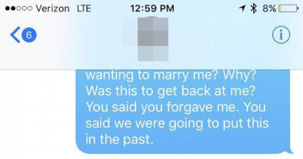 This Girl Was Ghosted By Her BF Of 9 Years, Who Also Ghosted A Pregnant Girl