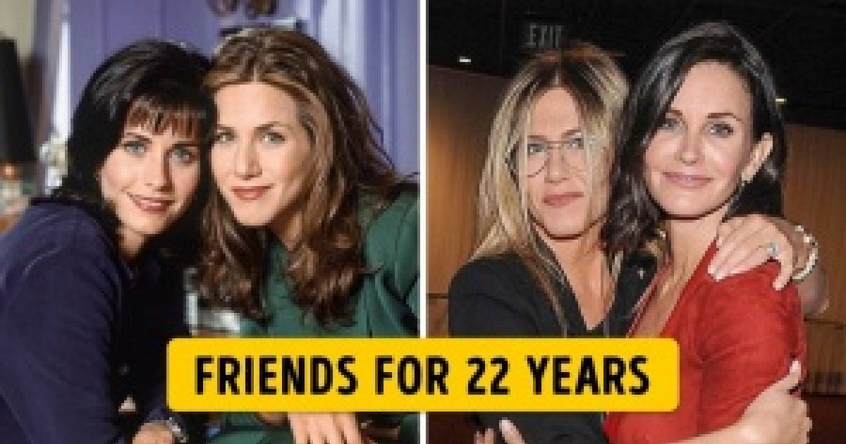 11 Examples Of Celebrity Friendships That Have Stood The Test Of Time
