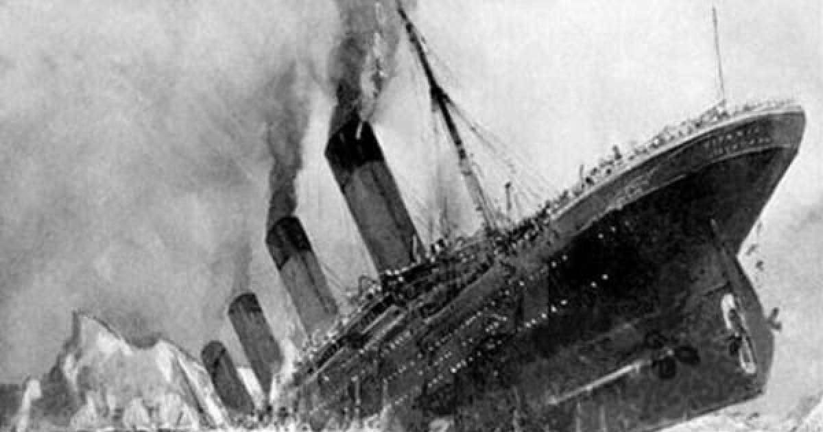 New Evidence Suggests That The Titanic Didn't Actually Sink Because Of An Iceberg