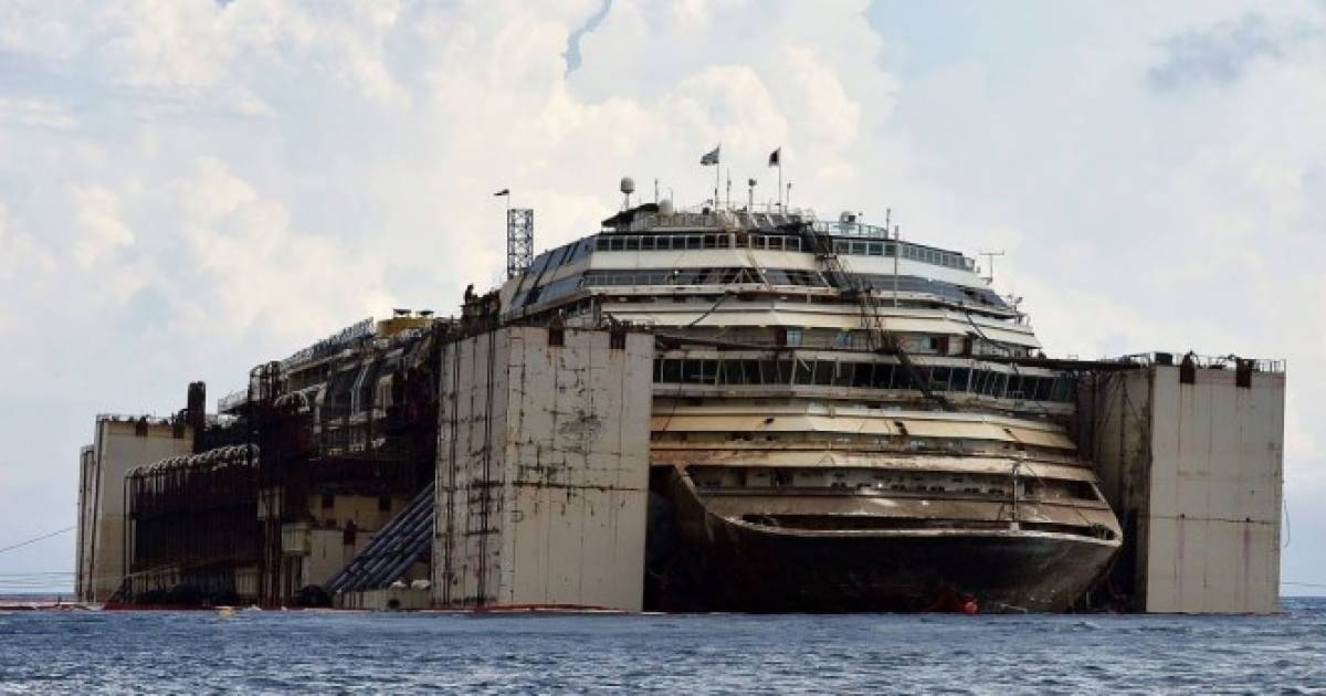 This Ship Was At The Bottom Of The Ocean For Years, And What's Hiding Inside Is Haunting.