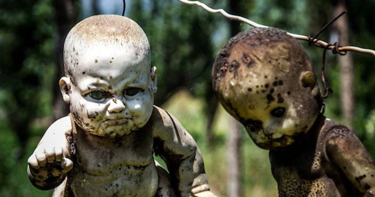 I'd Stay Away From These Creepiest Places On Earth